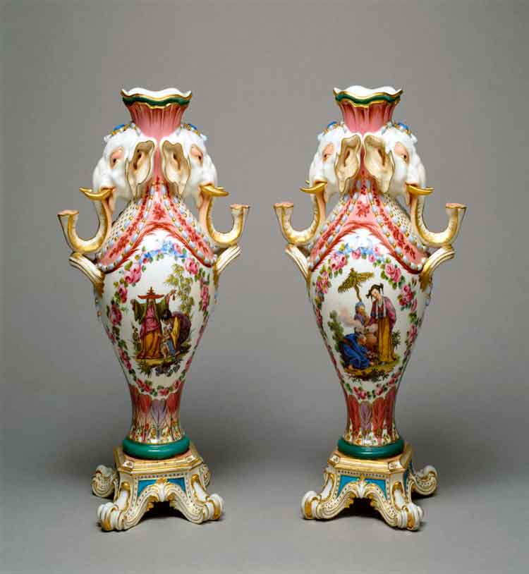Porcelana De S 232 Vres