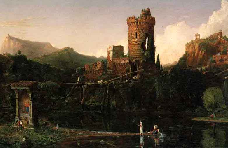 """ìthe last of the mohicans,î cora kneeling at the feet of tamenund essay • leatherstocking tales and last of the mohecans by james fenimore cooper described the wilderness charter of new world landscape • thomas cole - scene from """"the last of the mohicans,"""" cora kneeling at the feet of tamenund, 1827 • thomas cole: expulsion from the garden of eden, 1827-28 - museum of fine arts boston."""